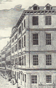 Crown and Anchor Tavern, Arundel Street